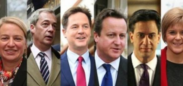 Clasa politică engleza pare a nu avea soluţii