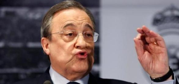 Florentino no quiere saber nada con Vidal
