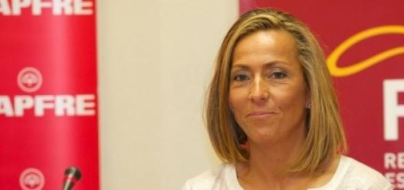 Gala León en una de sus últimas entrevistas