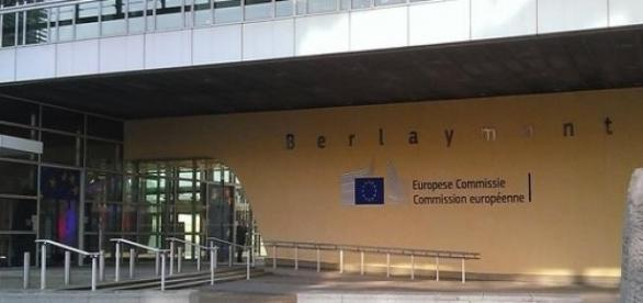 Le Berlaymont, siège de la Commission européenne