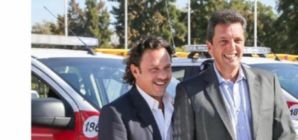 """Massa-Sáenz, la fórmula """"renovadora"""""""