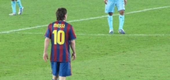 Messi cumple hoy 28 años y los festeja en Chile
