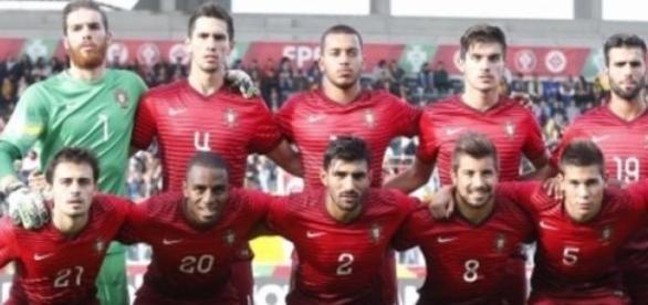 Selecção Sub 21 de Portugal em destaque no Europeu