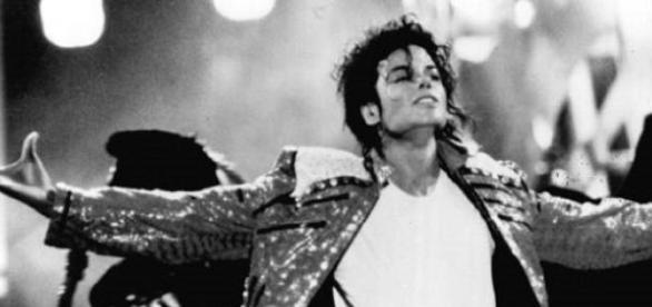 The King of Pop sur scène