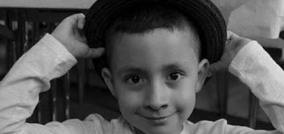Afonso Diogo tinha apenas sete anos.