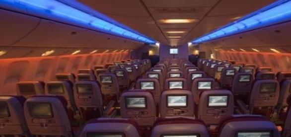 Classe econômica da Qatar Airlines