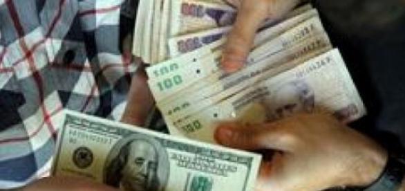 El dólar blue sube continuamente su valor