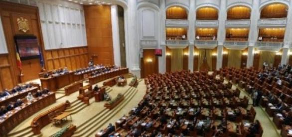 Parlamentul României a adoptat legea electorală