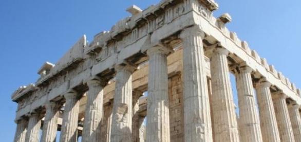 Parthenon: symbol dawnej wielkości Greków