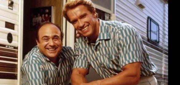 The original DeVito - Schwarzenegger duo