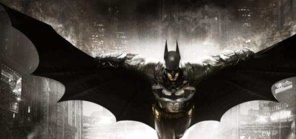 Batman strikes back dans Batman Arkham Knight