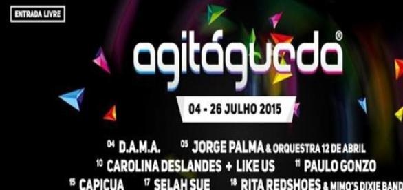 Cartaz do AgitÁgueda 2015.