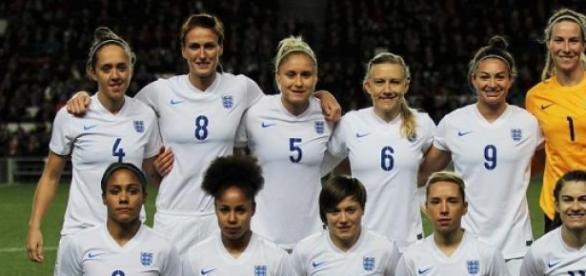England Women's national team