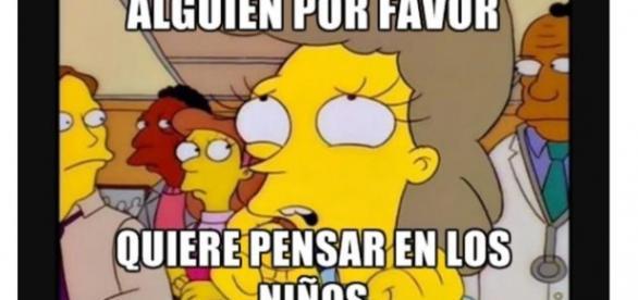 Esta escena de 'Los Simpson' ilustra esta conducta