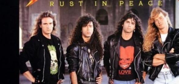 La formación de 'Rust in Peace' no pudo reunirse