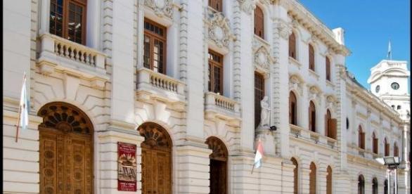 Legislatura de Córdoba. Ph: ATE
