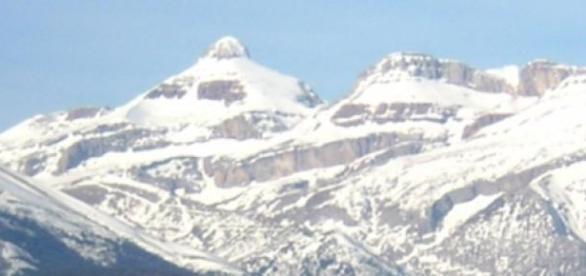 Pirineo franco-español afectado por la MAP