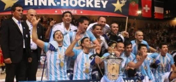 Argentina campeón del mundo de hockey