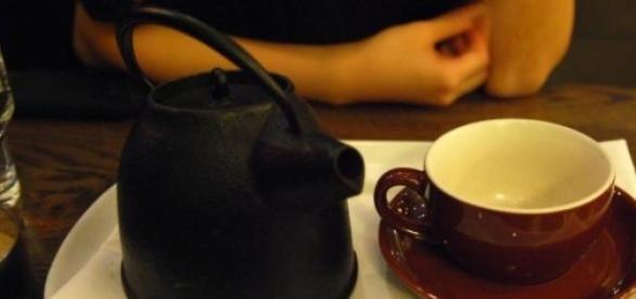 Brew, the concept of a tea salon