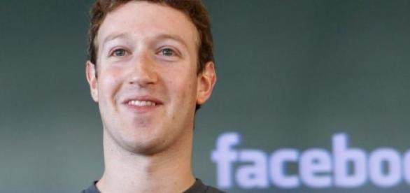 Mark Zuckerberg com seu ``uniforme´´