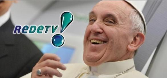 Papa Francisco pode conceder entrevista à RedeTV!