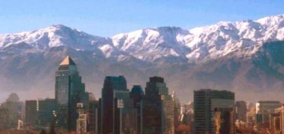 Santiago, la capital chilena