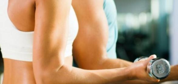 Somente com uso de exercícios é possível conseguir
