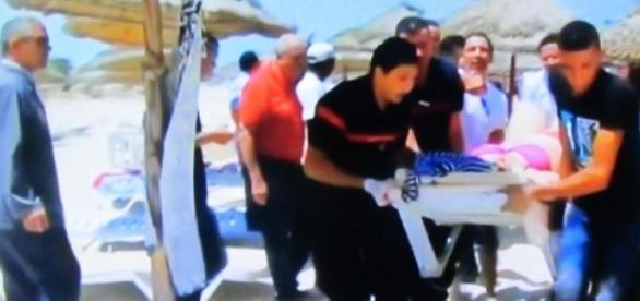 Turistas mortos em ataque terrorista na Tunísia