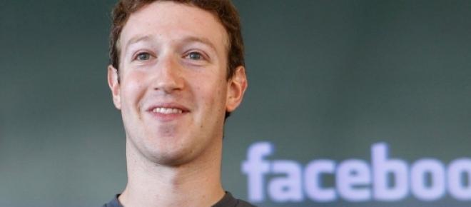 Mark Zuckerberg com seu ``uniforme´´