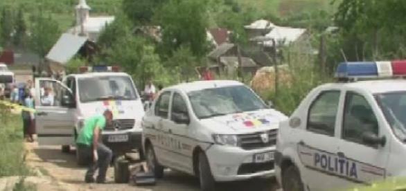 Crimă îngrozitoare la Bacău