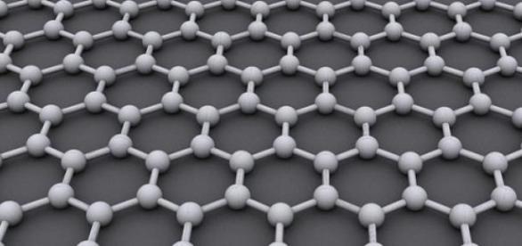 Estructura hexagonal del grafeno