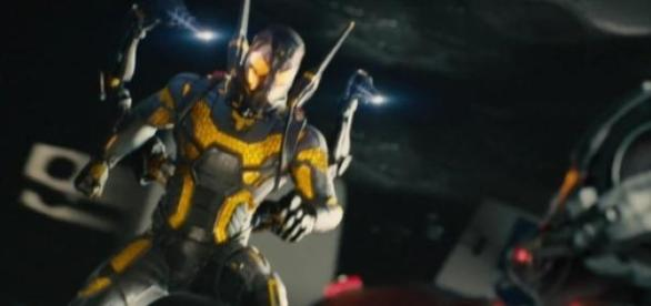 Novedades Marvel: Conoce a Yellowjacket