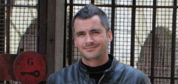 Olivier Minne à la présentation de Fort Boyard