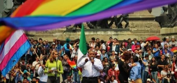 Discurso de pronunciamiento, y de derechos trans
