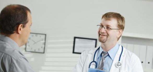 El paciente confía en su doctor