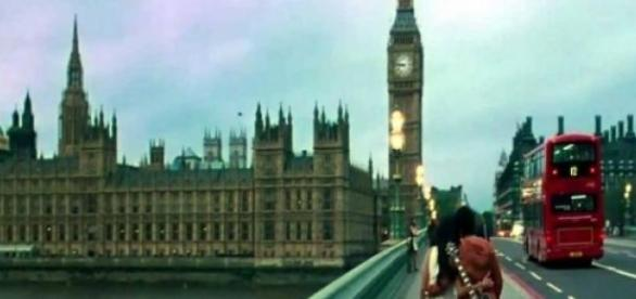 Jab Tak Hai Jaan shot in London.