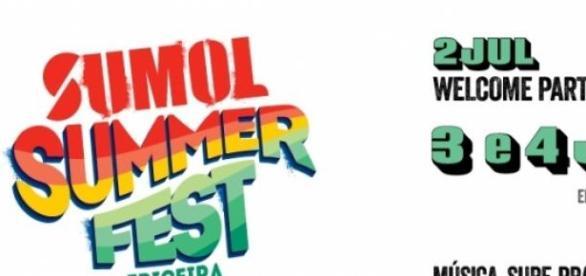 O Sumol Summer Fest regressa à Ericeira.