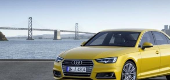 Quinta geração do sedã A4: um de cada cinco Audis