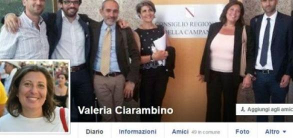 Valeria Ciarambino capo delegazione del M5S