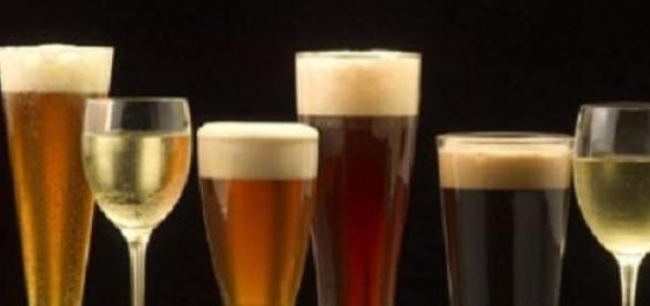 Alcool tare, vin sau bere?