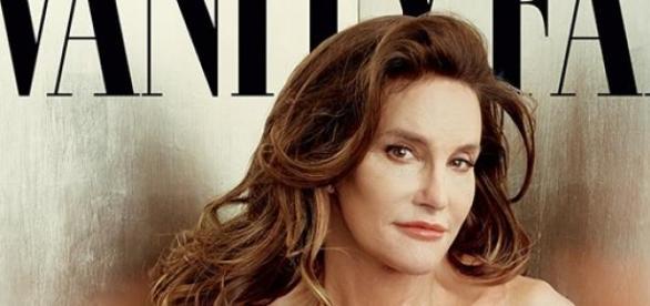 Caitlyn Jenner auf dem Cover der Vanity Fair.