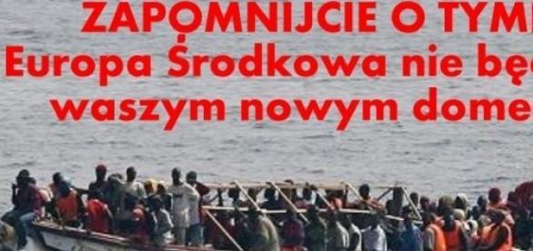 Czy to są uchodźcy z Libii i Syrii? Na pewno?
