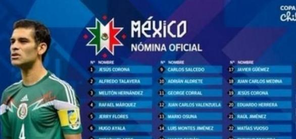 El Tri está decidido a ganar la Copa América 2015