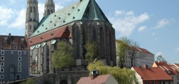 Fermecătorul oraș german Gorlitz din Renania