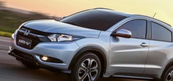 Honda HR-V, líder entre os utilitários-esportivos