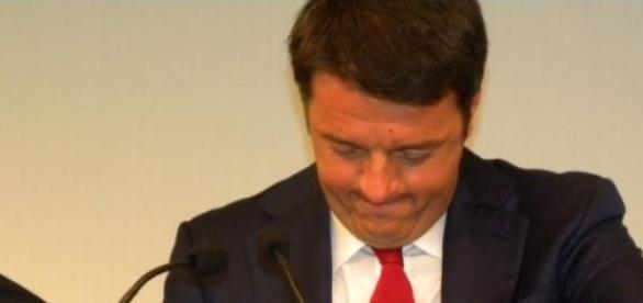 Il premier Matteo Renzi- foto Simona Pagliarini
