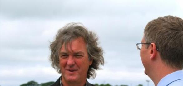 James May bald wieder in Top Gear?