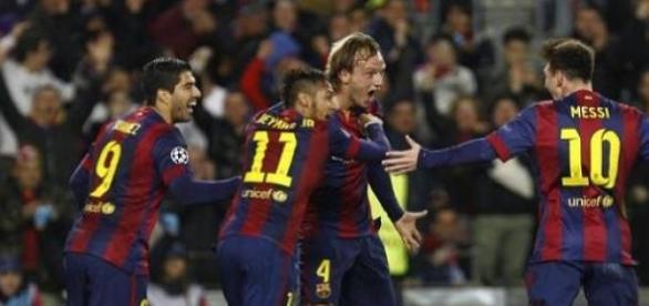 Le Barça au-dessus du lot