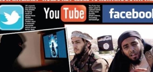 Lo Stato Islamico usa i social per la propaganda