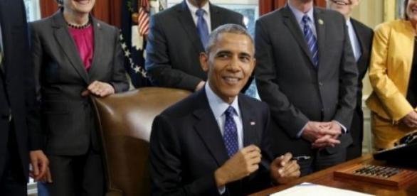 Obama ha firmato il Freedom Act